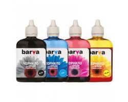 Комплект чернил Barva Epson Universal №1, C/ M/ Y/ K, 4 x 90 г (I-BAR-EU1-090-MP)
