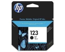 Картридж HP №123 (F6V17AE), Black, DJ 2130, OEM