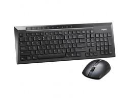 Клавиатура Rapoo K2600 Touchpad Grey wireless для SMART TV