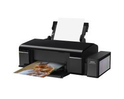Принтер струйный цветной A4 Epson L805 (C11CE86403), Black