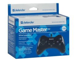 Геймпад Defender Game Master G2 13 кнопок USB (6115585)