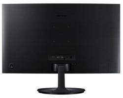 27″ Samsung Curved С27F390F, Black, WLED, VA, 1920x1080, 4 мс, 250 кд/ м2, 3000::1, 178°/ 178°, VGA/ HDMI (LC27F390FHIXCI) изогнутый