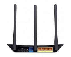 Роутер TP-LINK TL-WR940N (N450) Wi-Fi 802.11 g/ n, 300Mb, 4 LAN 10/ 100Mb, 3 антенны
