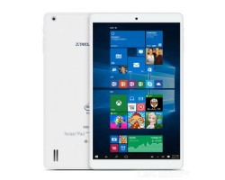 Планшетный ПК 8″ Teclast X80 Power Silver (1мес) / емкостный Multi-Touch (1920x1200) IPS/ Intel Cherry Trail Z8300 Quad Core 1.44GHz/ RAM 2Gb/ ROM 32Gb/ MicroSD(max 128Gb)/  noGPS /  no3G /  Wi-Fi /  BT /  2 Cam (2Mp+2Mp)/  3800 mAh /  Dual OS Andro