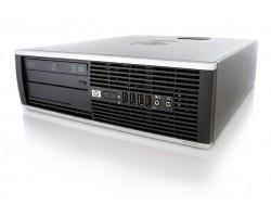 KM(б/ у) - HP Compaq 8000 Pro SFF Intel Core 2 Duo E8400 3000Mhz 6MB/ 4GB/ 160Gb/ Slim Desktop