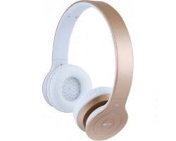 Гарнитура Bluetooth Gemix BH-07 Gold, Bluetooth v3.0+HS