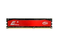 DDR4 4Gb 2400 MHz, Team Elite Plus Red, 16-16-16-39, 1.2V, с радиатором (TPRD44G2400HC1601)