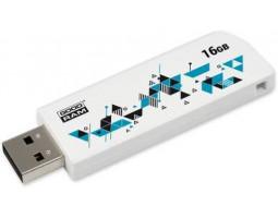 USB Flash Drive 16Gb Goodram Click UCL2-0160W0R11