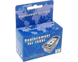 Картридж HP №140XL (CB336HE), Black, PSC J5783, MicroJet (HC-F37L)