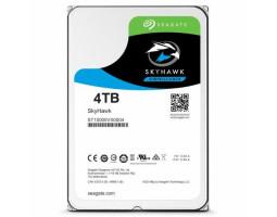 Жесткий диск 3.5″ 4Tb Seagate SkyHawk, SATA3, 64Mb, 5900rpm (ST4000VX007)