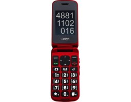 Sigma mobile Comfort 50 Shell  Dual Red