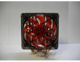 Вентилятор ATcool Aero LIGHT ball bearing CPU s1155/ 1156/ 1366/ 775/ FM1/ AM2/ AM3 (14248)