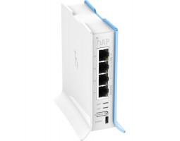 Роутер Mikrotik hAP lite TC RTB-RB941-2nD-TC 4 LAN 10/ 100Mb