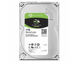 Жесткий диск 3.5″ 1Tb Seagate BarraCuda, SATA3, 64Mb, 7200 rpm (ST1000DM010)