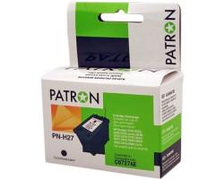 Картридж HP №27 (C8727AE), Black, DJ3325/ 3420, 14 ml, Patron (PN-H27)