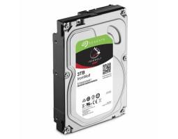 Жесткий диск 3.5″ 3Tb Seagate IronWolf, SATA3, 64Mb, 5900 rpm (ST3000VN007)