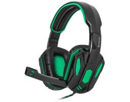 Наушники Defender Warhead G-275 Black/ Green