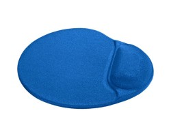 Коврик Defender Easywork blue /  гелевый с подушкой для руки