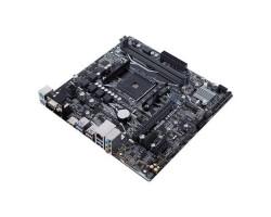 Мат.плата AM4 (A320) Asus PRIME A320M-K, A320, 2xDDR4, Int.Video(CPU), 4xSATA3, 1xM.2, 1xPCI-E 16x 3.0, 2xPCI-E 1x 2.0, ALC887, RTL8111H, 6xUSB3.0/ 6xUSB2.0, VGA/ HDMI, mATX