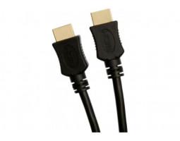Кабель HDMI to HDMI 1.5m Tecro LX 01-50 V.1.4, позол. коннект.,