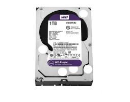 Жесткий диск 3.5″ 1Tb Western Digital Purple, SATA3, 64Mb, 5400 rpm (WD10PURZ) Б/ Н