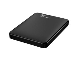 Внешний жесткий диск 1Tb Western Digital Elements, Black, 2.5