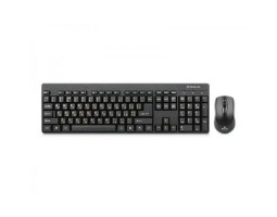 Комплект REAL-EL Standard 503 Kit (клавиатура+мышь) black, USB