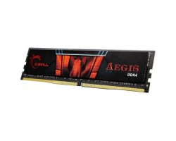 DDR4 4Gb, 2400 MHz, G.Skill Aegis, 17-17-17-39, 1.2V (F4-2400C17S-4GIS)