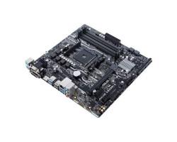 Мат.плата AM4 (A320) Asus PRIME A320M-A, A320, 4xDDR4, Int.Video(CPU), 4xSATA3, 1xM.2, 1xPCI-E 16x 3.0, 2xPCI-E 1x 2.0, ALC887, RTL8111H, 6xUSB3.1/ 6xUSB2.0, VGA/ DVI-D/ HDMI, mATX