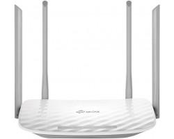 Роутер TP-LINK Archer C50 V3, Wi-Fi 802.11a/ b/ g/ n/ ac, до 867 Mb/ s, 2.4/ 5GHz, 4 LAN 10/ 100 Mb/ s, RJ45 10/ 100Mb/ s (FE), USB2.0 x 1, 4 внешние антенны