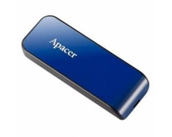USB Flash Drive 64Gb Apacer AH334 Blue /  AP64GAH334U-1