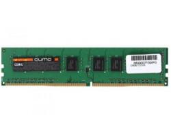 DDR4 4Gb, 2400 MHz, Qumo, 16-16-16, 1.2V (QUM4U-4G2400KK16)