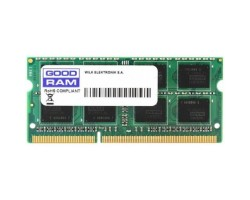 SO-DIMM 4Gb, DDR4, 2400 MHz, Goodram, 1.2V (GR2400S464L17S/ 4G)