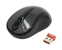 Мышь A4Tech G3-280N Grey, USB V-TRACK