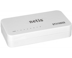 Коммутатор Netis ST3108GS 8LAN 10/ 100/ 1000 Mb, Unmanaged