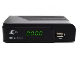 TV-тюнер цифровой uClan T2 HD SE Internet / USB-WiFi