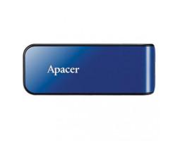 USB Flash Drive 32Gb Apacer AH334 Blue /  AP32GAH334U-1