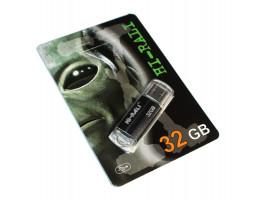 USB Flash Drive 32Gb Hi-Rali Corsair series Black /  HI-32GBCORBK