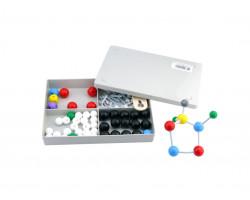 Комплект моделей атомов для составления молекул (лаб.)