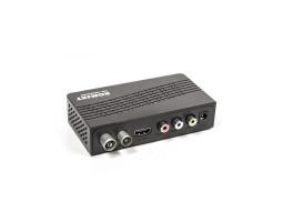TV-тюнер внешний автономный Romsat TR-9000HD (black) DVB-T2, PVR, HDMI, USB