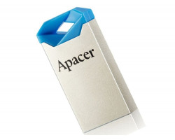 USB Flash Drive 16Gb Apacer AH111 Blue /  AP16GAH111U-1