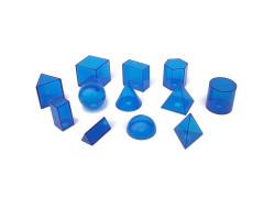 Набор моделей геометрических фигур