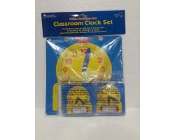 Модель механических часов для ученика