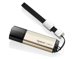 USB 3.1 Flash Drive 64Gb Apacer AH353 Champagne Gold, AP64GAH353C-1