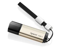 USB 3.1 Flash Drive 64Gb Apacer AH353 Champagne Gold, AP64GAH353C-1