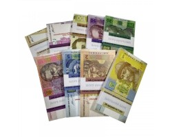 Набор денежных знаков