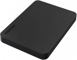 Внешний жесткий диск 1Tb Toshiba Canvio Basics, Black, 2.5