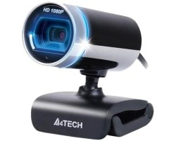 Web камера A4Tech PK-910H Black/ Silver, 1.3 Mpx, 1920x1080, USB 2.0, встроенный микрофон,