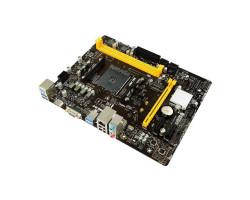 Мат.плата AM4 (B450) Biostar B450MH, B450, 2xDDR4, Int.Video(CPU), 4xSATA3, 1xM.2, 1xPCI-E 16x 3.0, 2xPCI-E 1x 2.0, ALC887, RTL8111H, 6xUSB3.1/ 6xUSB2.0, VGA/ HDMI, mATX