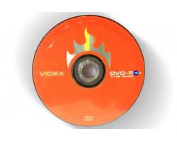 DVD-R Videx, 4.7Gb, 16x